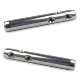Pack tendeur inox câble 3 et 4mm Gauche + Droite