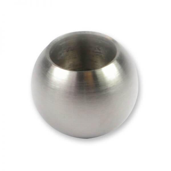 Sphère Inox 316 à coller - 20mm