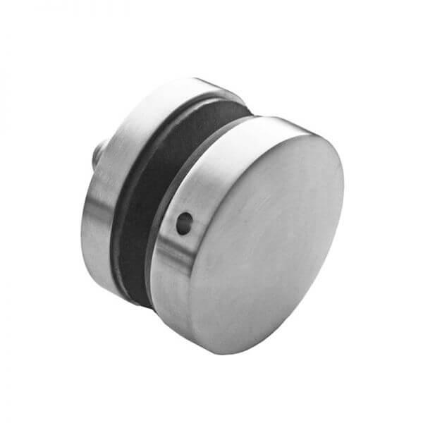 Adaptateur verre 50 mm - Plat - Inox 304