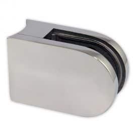 Pince à verre M22 - Inox 316 Poli - Ø 42 mm