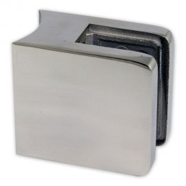 Pince à verre M21 - Inox 316 Poli - Ø 42 mm