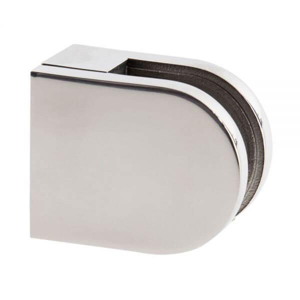 Pince à verre M20 - Inox 316 Poli - Fond plat