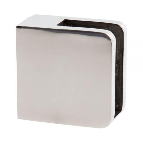 Pince à verre M31 - Inox 316 Poli - Fond plat