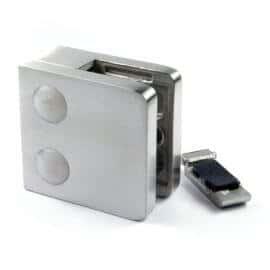 Pince à verre M31 - Inox 304 - Ø 42 mm
