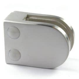 Pince à verre M22 - Inox 316 - Fond plat