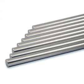 Barre ronde Inox 304 12mm - 3m