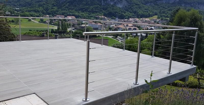 tendeur inox pour cable et securite